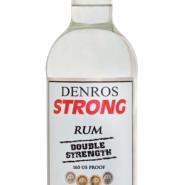 Denros Strong Rum