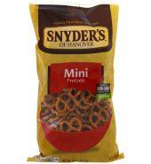 Snyder Mini Pretzels
