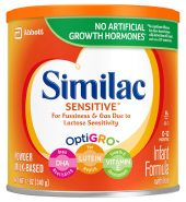 Similac Sensitive Fussy & Gas (340g)