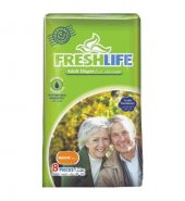 Fresh Life Adult Diapers Medium