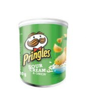 Pringles Sour Cream 40g