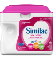 Similac Soy Isomil (657.7g)