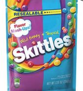 Skittles Resealable Bag 204.4g